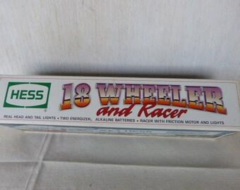 1992 Hess Truck & Racer