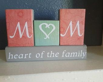 Heart of the Family - MOM