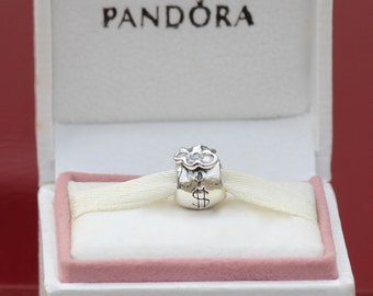 Money Bags Sterling Silver PANDORA Charm - 790332