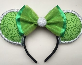 Tinker Bell inspired ears