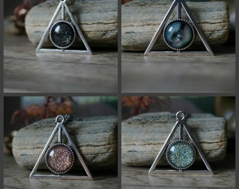 """Necklace """"Deathly Hallows"""""""