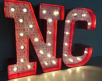 Marquee LED Light - NC