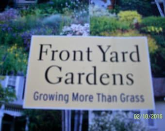 Front Yard Garden Book