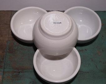 Victor Ironstone Bowls