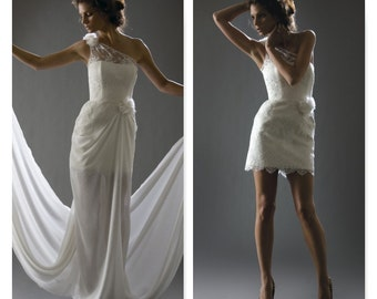 IRIS Bridal Gown Sample by COCOE VOCI