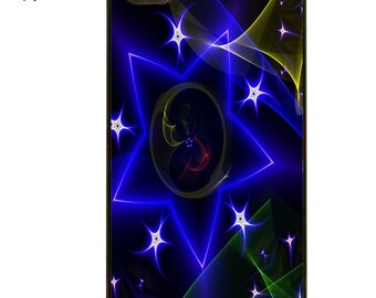 BLUE STARS SHINING iPhone case 4,5,& 6
