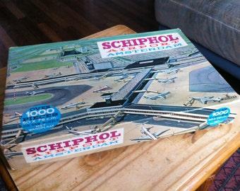 Schipol airport jigsaw puzzle