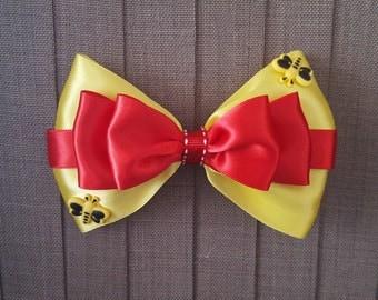 Disney Inspired Winnie the Pooh Hair Bow