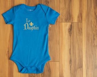 On Sale! Le Dauphin Onesie