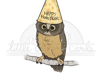 Owl-d Lang Syne.