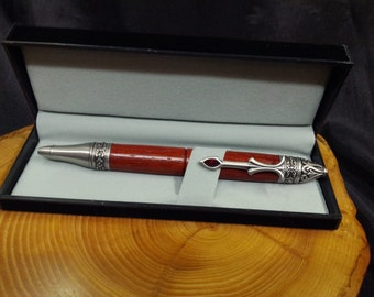 Gothica stlye pen, handmade luxury pen, father's day