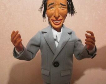 OOAK Hand Made Doll - Roberto Benigni by Bobablakhiani