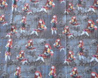 Fabric sally (night before christmas)