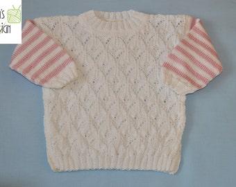 """Babypulli """"Anna"""" Gr. CA 68-74"""