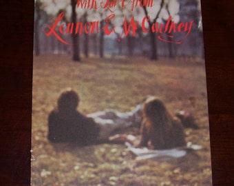 Lennon & McCartney Songs Beatles Song Book