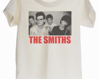 The Smiths Organic T-shirt for Kids