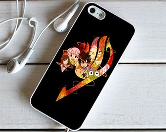 Fairy Tail, iPhone Case Personalized, iPhone Case Custom, iPhone 4 4S / iPhone 5 5S / iPhone 5C / iPhone 6 6P, #36