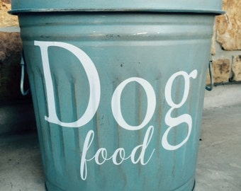 Dog Food Storage Bin 10 GALLON