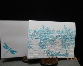 Handmade Birthday Cards - Packet of 4