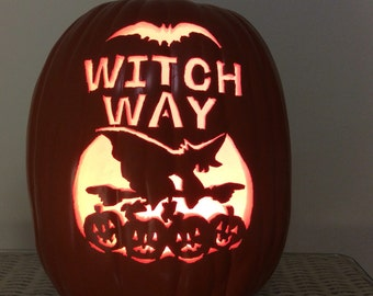 The Witch Way