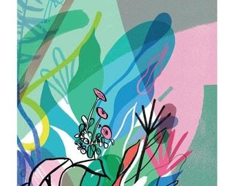 Still Life II A3 Giclee Art Print