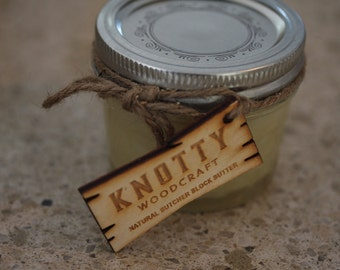 Butcher Block Wax Etsy