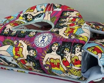 Food carrier Wonder Woman