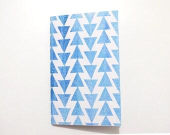 Triangle Mini Jotter/Notebook