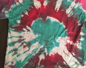 Tie Dye Youth Medium