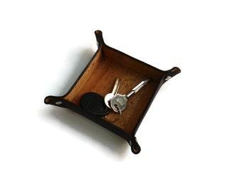 cork empty pocket tray