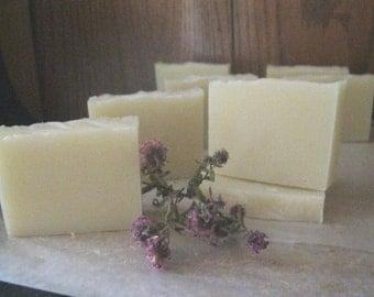 Lavender Handmade Soap - Organic Artisan Soap – Natural Vegan Soap - Bath & Beauty