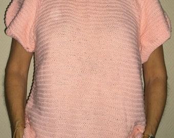 cotton handmade top