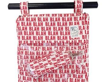 Blah Blah 3 Hour Bag