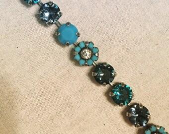 Turquoise Whimsy Bracelet