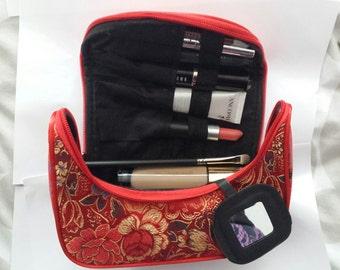 Beautiful Makeup organiser!!Incl Brush holders