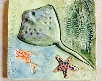 Sting Ray Tile