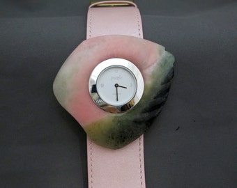Thulite Watch