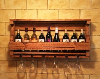 Pallet Wine Rack - NEW LOWER PRICE!