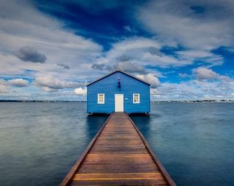 The Boathouse Perth - WA - Limited Edition Print