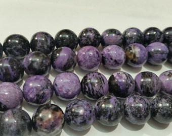 Chroite Smooth  Round Beads 12mm