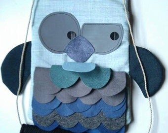 Owl bag for tablets
