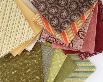 Windham Fabrics Fat Quarter Bundle Traditional 15 pieces NEW