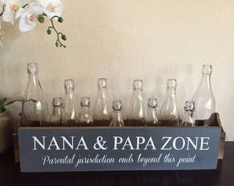 Nana and Papa Zone