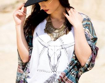 Kimono ethnically motivated / Navajo