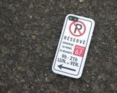 Étui à téléphone - Réservé aux détenteurs de permis de résidents
