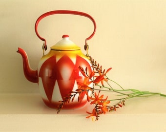 Vintage Tea Pot from the former Yugoslavia