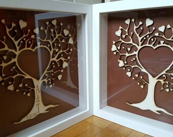Tree of life, tree of life, wedding tree, laser cut, tree of life