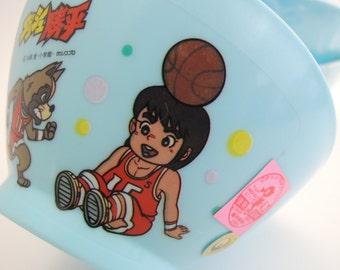 Dasshu Kappei- Gigi la trottola bowl Japanese Vintage Toys (Ref H)