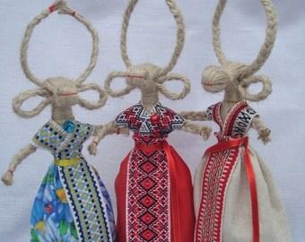 Goat - amulet , a symbol of fertility and fun souvenir gift