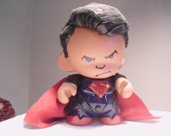 Superman (Man of Steel) Munny